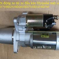 Đề khởi động HD700 hd320