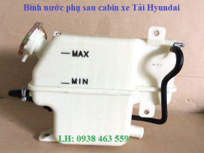 253607D500 Bình nước phụ sau Cabin 253607C001