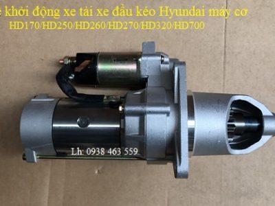 3610083010 Đề khởi động xe tải hyundai