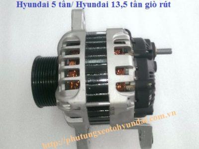 3730048000 Dinamo máy phát điện hyundai 5 tấn 13,5 tấn