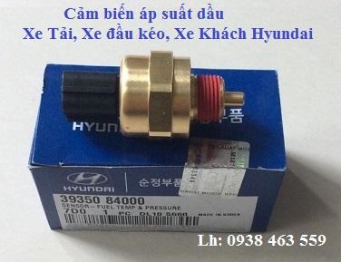3935084000 Cảm biến áp suất dầu xe tải xe khách hyundai