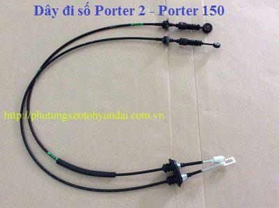 437944F120 Dây đi số Porter 2 và Porter 150