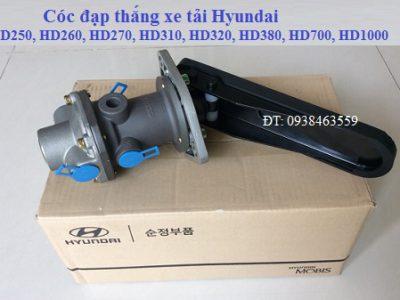 593107C100 Cóc đạp thắng xe tải hyundai 15 tấn