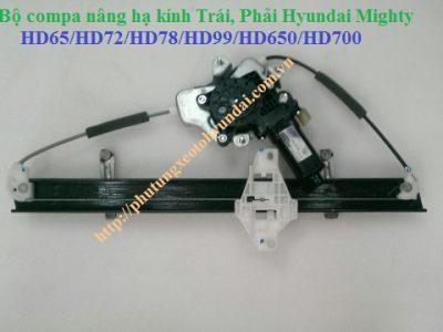 815015H012 Compa nâng hạ kính Trái 815025H012 Phải