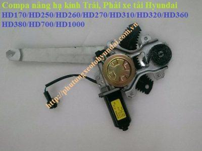 815017A012 Compa nâng hạ kính trái 815027A012 phải