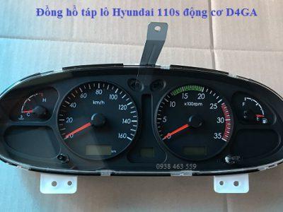 941005L240 Đồng hồ táp lô hyundai 110s máy D4GA