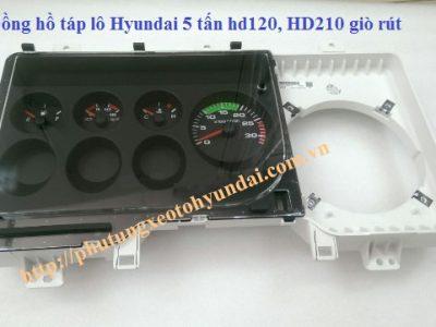 941016B701 Đồng hồ táp lô xe tải hyundai 5 tấn 13 tấn
