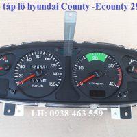 941025A552 Đồng hồ táp lô county