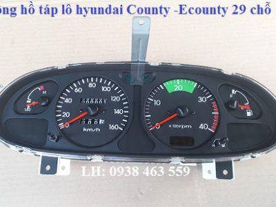 941025A552 Đồng hồ táp lô county 29 chỗ
