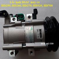 992507D130 Lốc lạnh D6AC