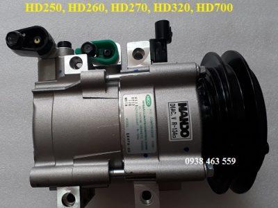 992507D130 Lốc lạnh D6AC hyundai hd320, hd700, hd270