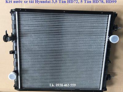 253015H401 Két nước xe tải hyundai 3,5 tấn 5 tấn