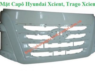 Ca pô Hyundai Xcient và Trago Xcient