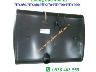 311107F201 Thùng dầu sắt 400 lít
