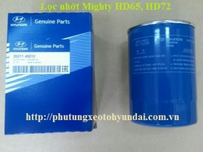 2631145010 Lọc nhớt Mighty HD65 HD72