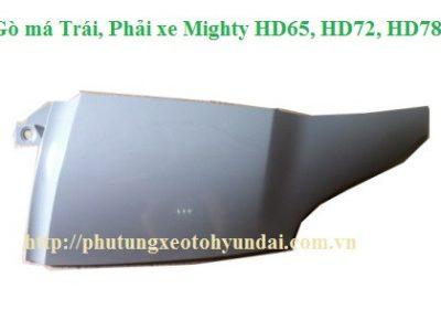 Gò má trái – phải xe Mighty HD65 HD72 HD78