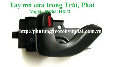 Tay mở cửa trong Mighty
