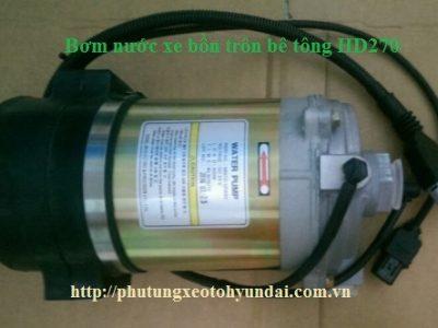 98510UC640 Bơm nước xe bồn trộn bê tông HD270